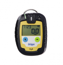 Drager Pac 6000 Single Gas Detector