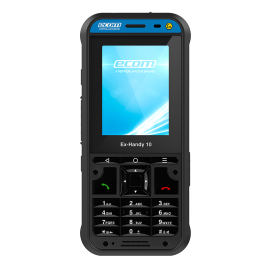 ecom instruments Ex-Handy 10 Zone 1/21 & DIV 1 Intrinsically Safe Smartphone