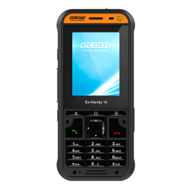ecom instruments Ex-Handy 10 Zone 2/22 & DIV 2 Intrinsically Safe Smartphone