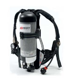 3M Scott Safety ProPak Professional Firefighting Breathing Apparatus