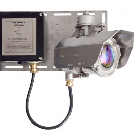 Simtronics GD1 Toxic Gas Laser Detector