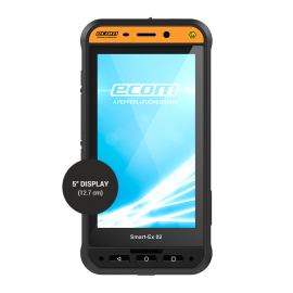 ecom instruments Smart-Ex 02 DZ2 Intrinsically Safe Smartphone