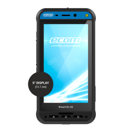 ecom instruments Smart-Ex 02 DZ1 Intrinsically Safe Smartphone